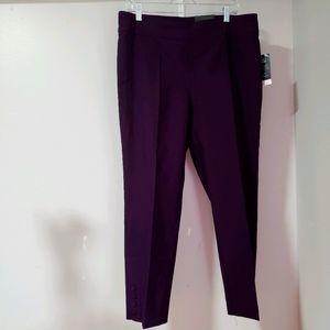 NWT Women pants by Roz & Ali